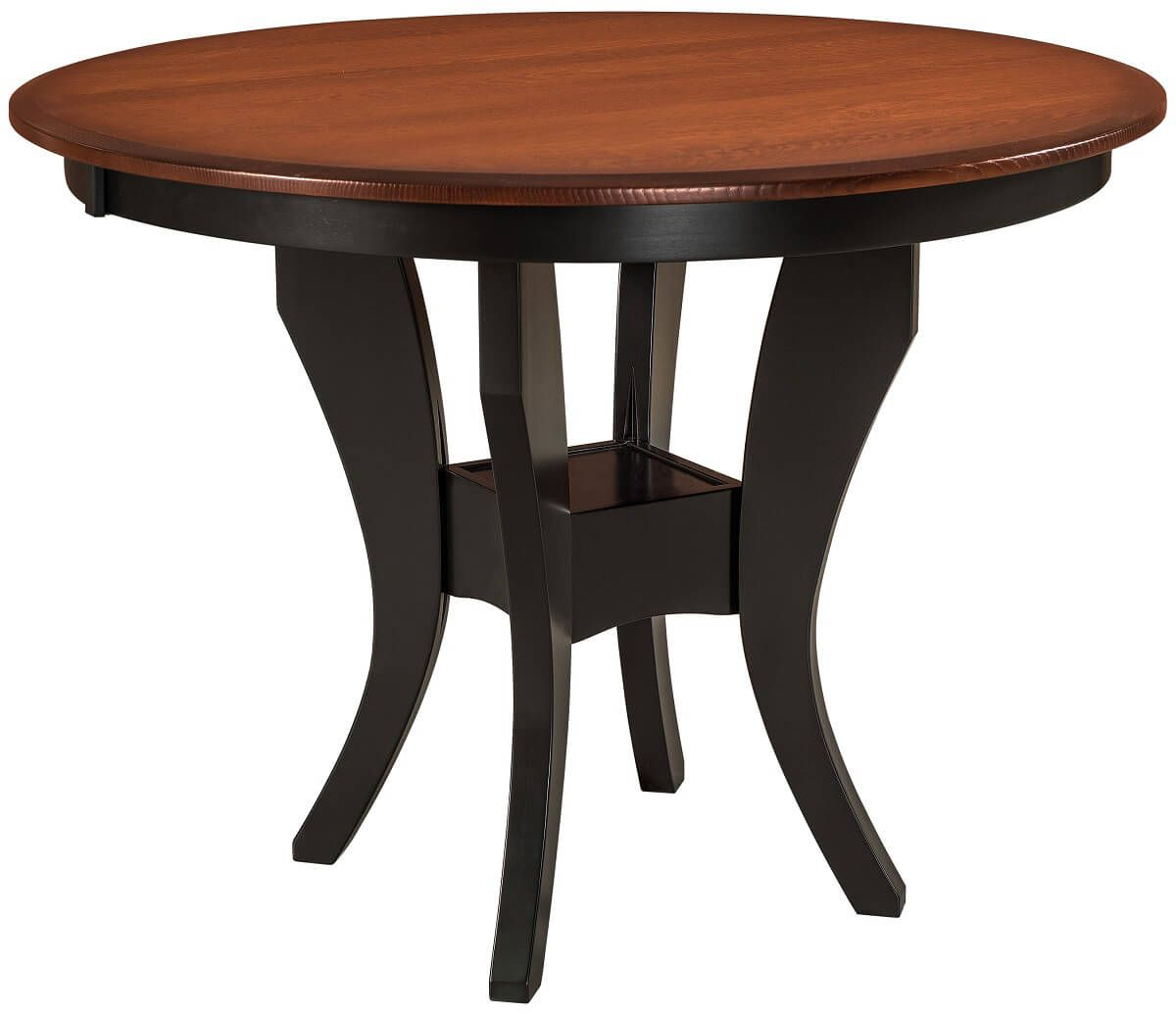 Knox County Round Pub Table