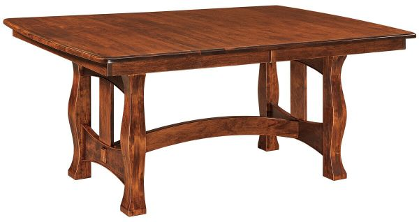 Ladue French Country Trestle Table