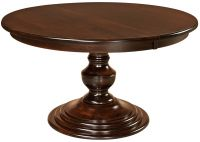Livingston Round Pedestal Table
