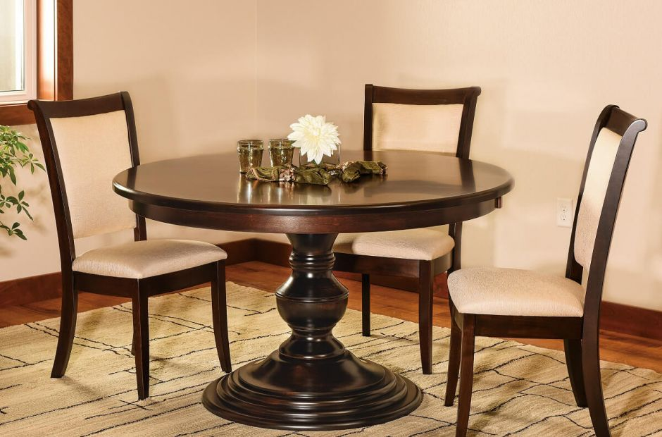 Livingston Dining Table and Chairs Set image 1