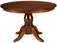 Montalban Single Pedestal Table