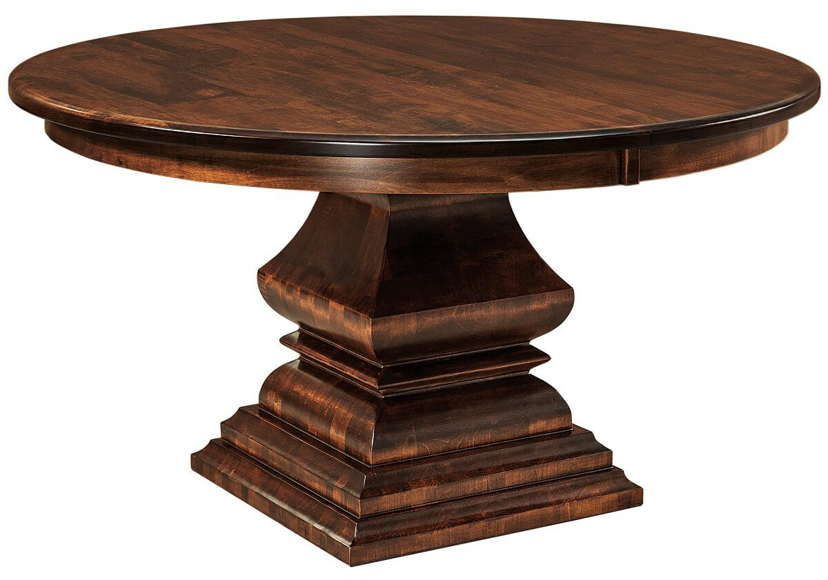 Murray Hill Round Pedestal Table