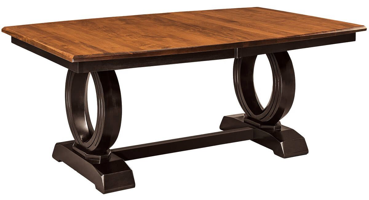 Osthoff Modern Trestle Table