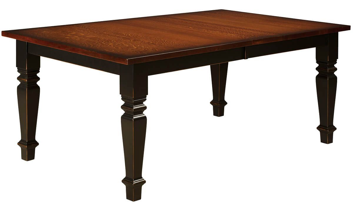Port Haywood Leg Table