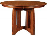 Pulaski Place Butterfly Leaf Pub Table