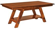 Sawyer Ridge Trestle Dining Table