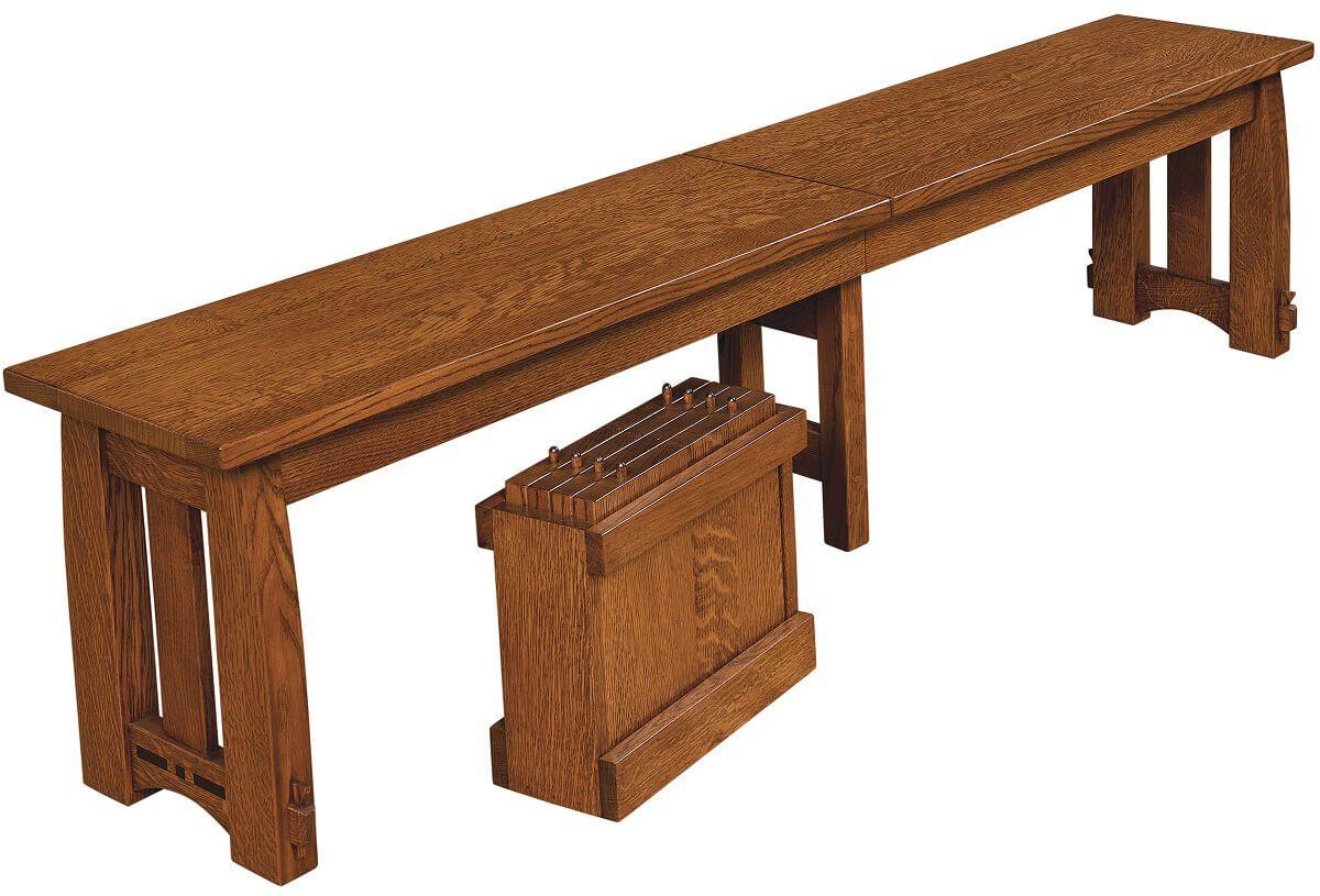 Sitka Craftsman Expansion Bench