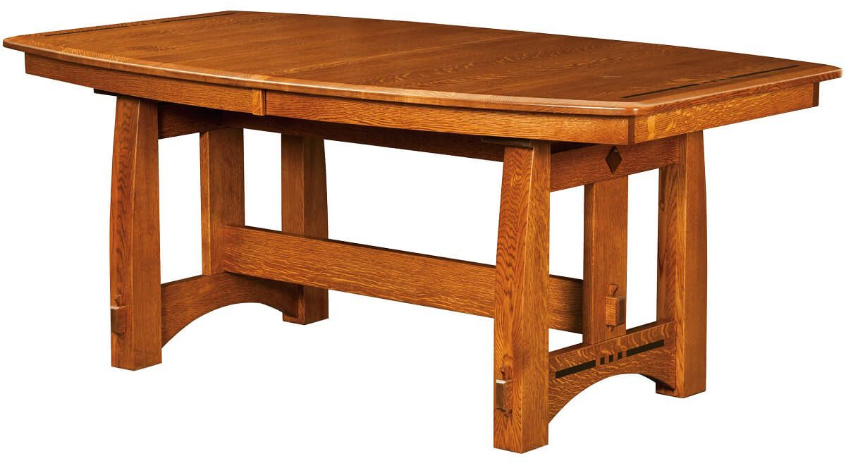 Sitka Craftsman Expandable Dining Table