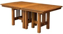 Tall Timbers Extendable Dining Room Table