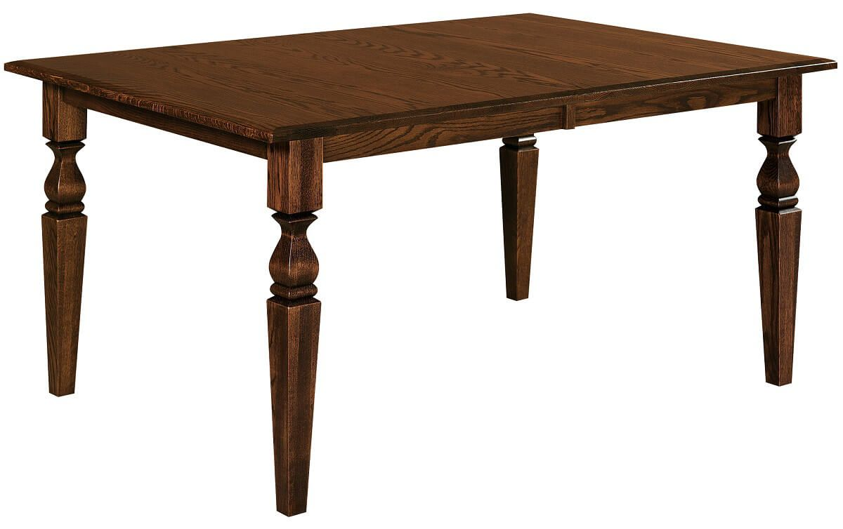 Woodbury Point Leg Table