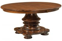 Kuhn Round Pedestal Table