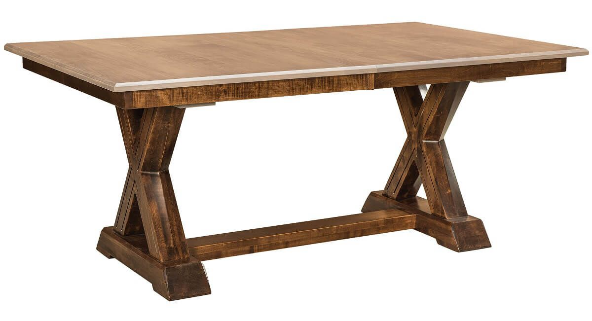 Merritt Trestle Table
