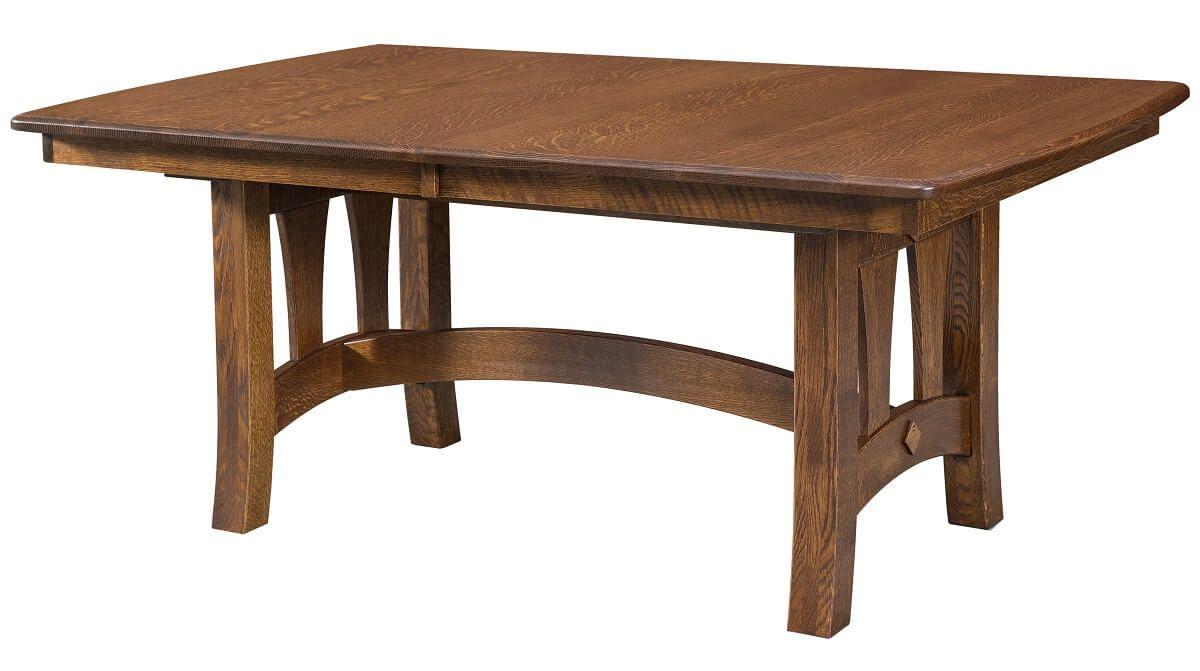 Calgary Trestle Table