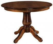 Coeur d'Alene Butterfly Leaf Table