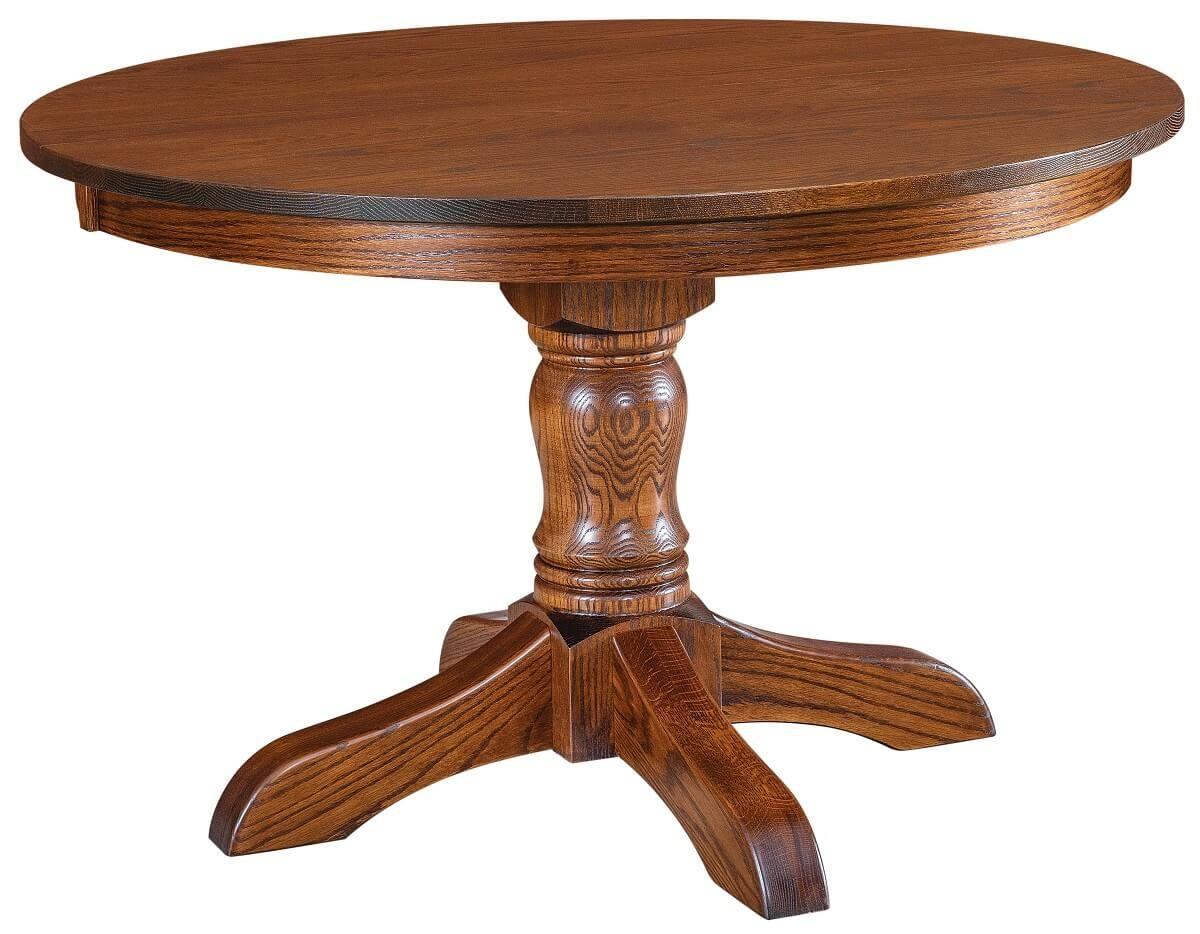 Geraldine Single Pedestal Table