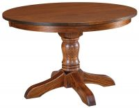 Geraldine Single Pedestal Table