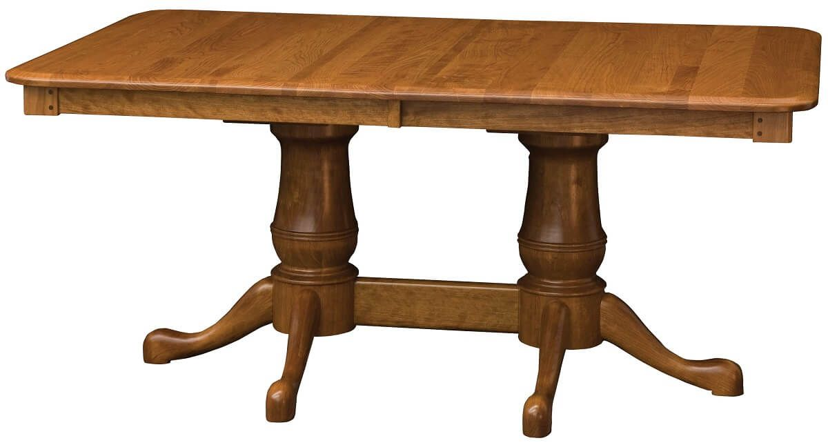 Heyburn Double Pedestal Table
