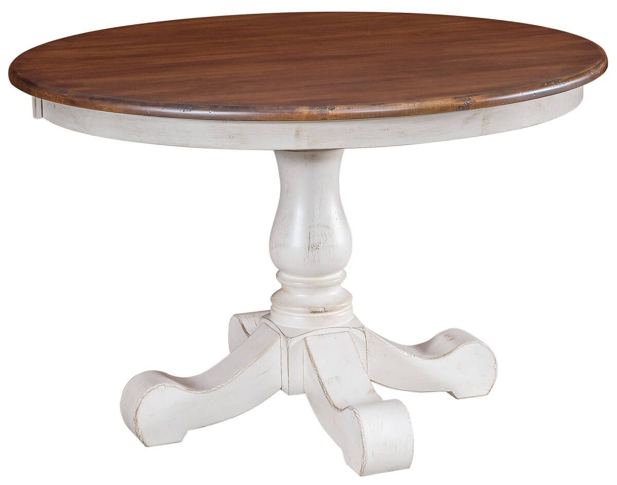 Lapeer Pedestal Butterfly Table
