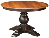 Raphael Single Pedestal Table