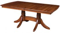 Tuckerman Double Pedestal Table