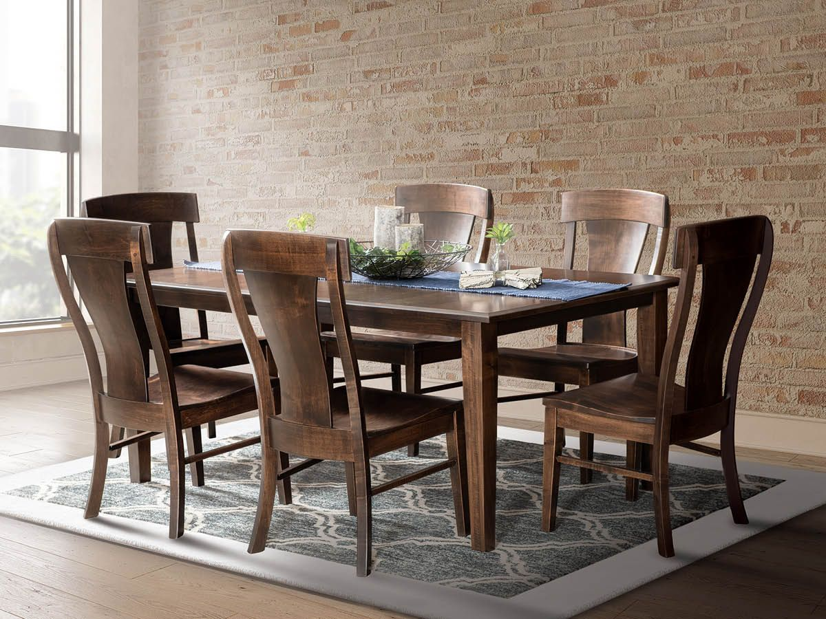Shown with Vitra Dining Chairs