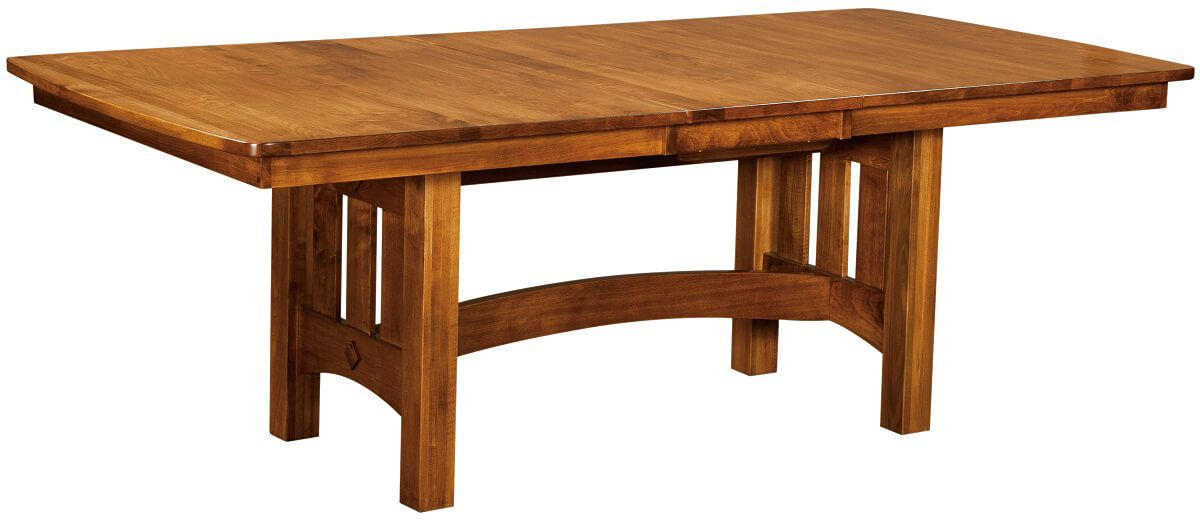Arroyo Table with one leaf added