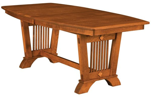 Asistencia Butterfly Leaf Table