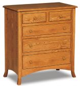 Bradley 5-Drawer Child's Chest