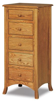 Bradley 5-Drawer Lingerie Chest