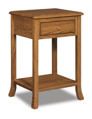 Bradley Open Nightstand