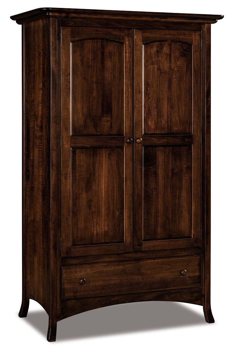 Bradley Wardrobe Closet