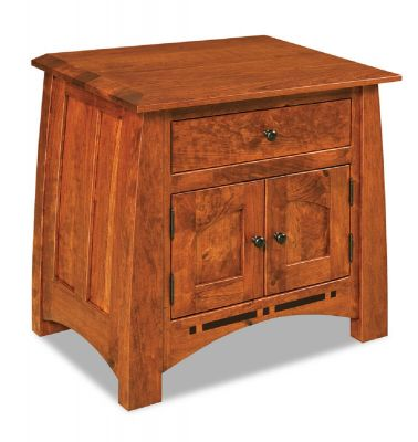 Castle Rock Amish Nightstand