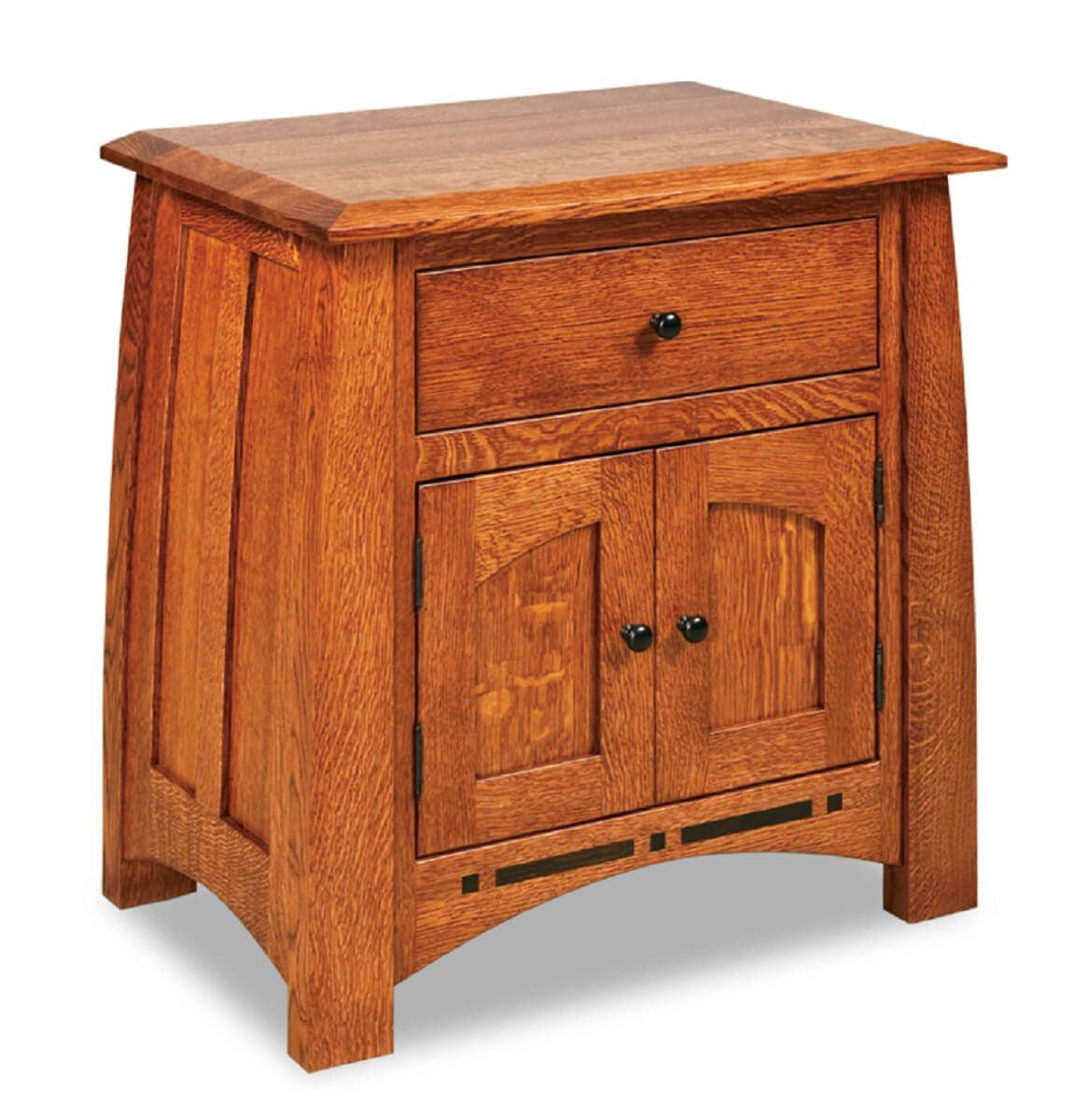 Castle Rock 2-Door Nightstand