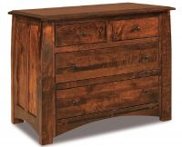 Castle Rock 4-Drawer Child's Chest