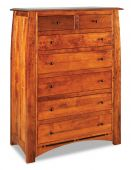 Castle Rock 7-Drawer Chest