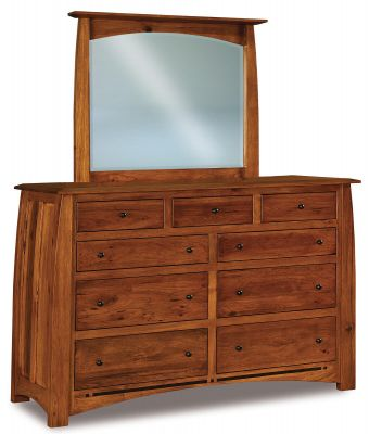 Castle Rock Deluxe Mirror Dresser