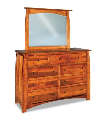 Castle Rock Mirror Dresser