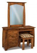 Castle Rock Vanity Bench