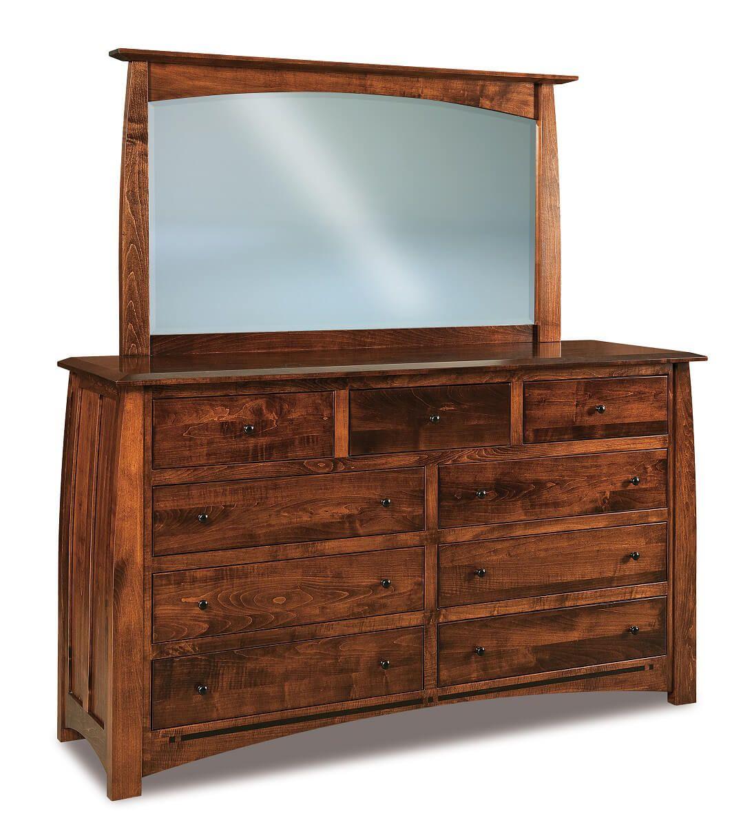 Castle Rock Grand Mirror Dresser