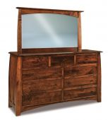 Castle Rock Grand Mirror Dresser