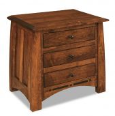Castle Rock Small Nightstand