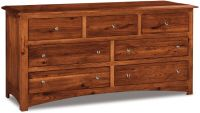 Norway 7-Drawer Dresser