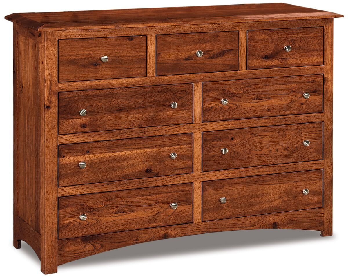 Norway 9-Drawer Dresser