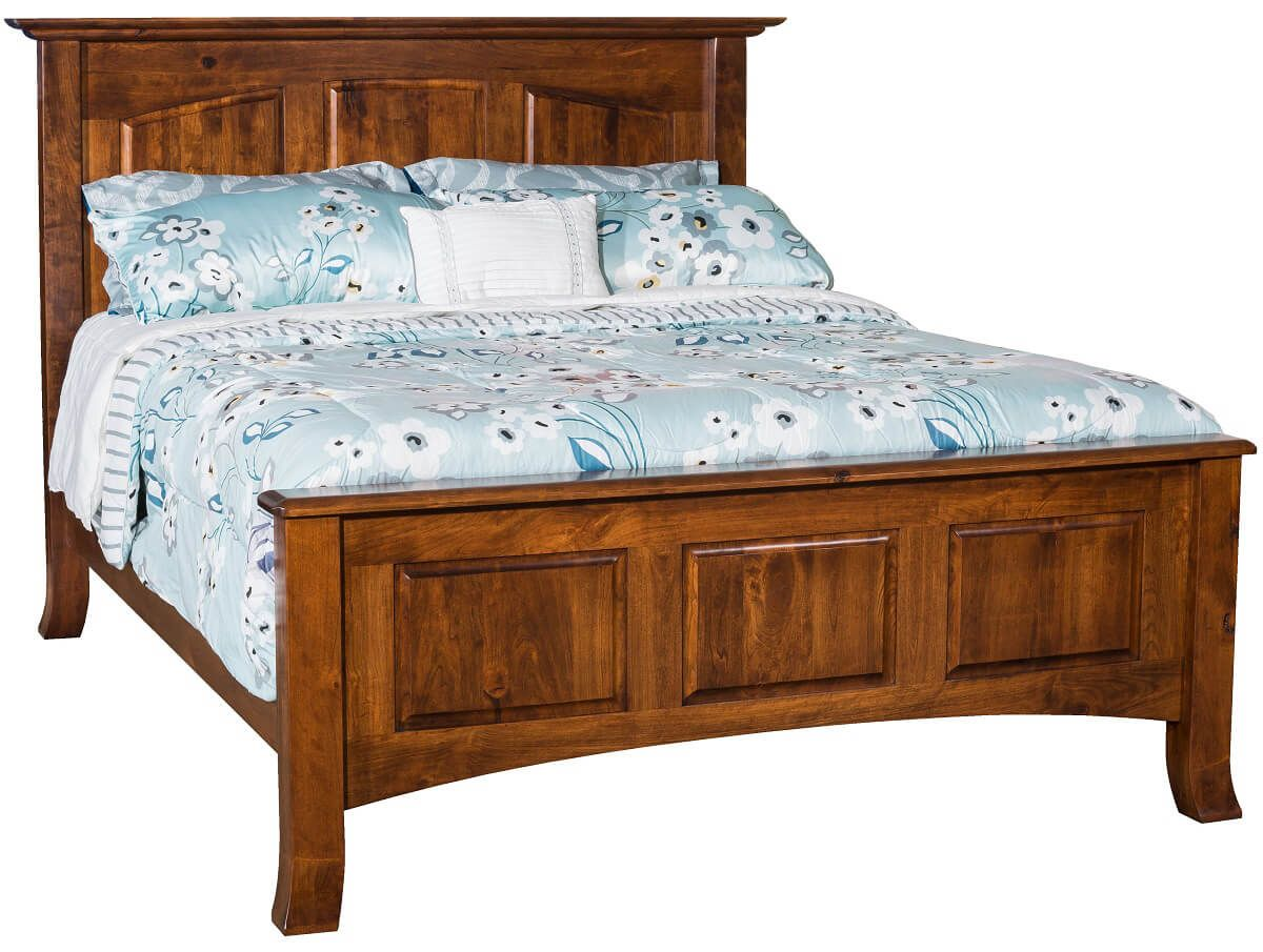 Bradley Panel Bed