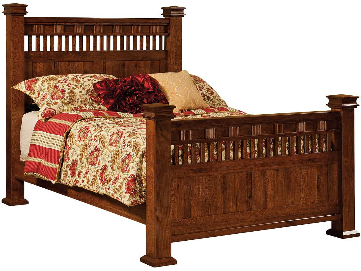 Tuskegee Mission Bed