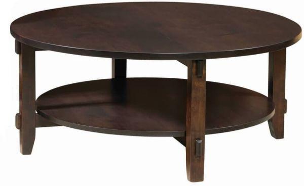Miraculous Bass Lake Round Coffee Table Bralicious Painted Fabric Chair Ideas Braliciousco