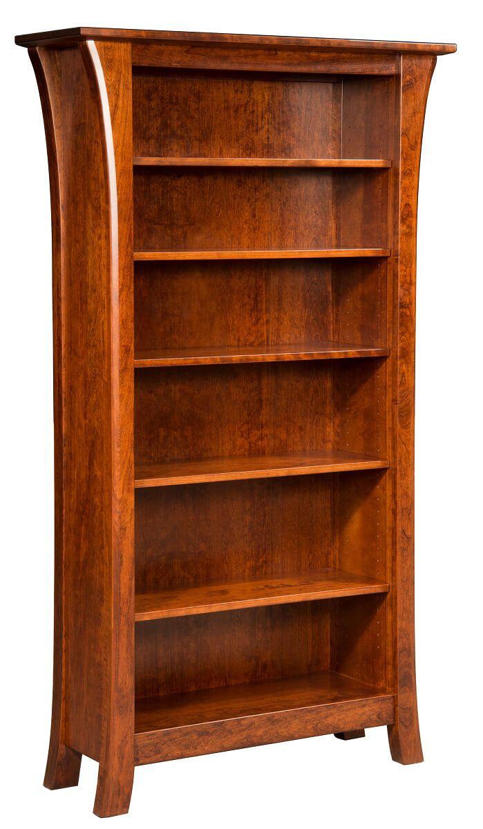 Flared Leg Bookcase