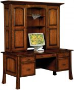 Driscoll Hutch Top Desk