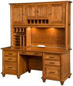 Ferguson Desk with Hutch