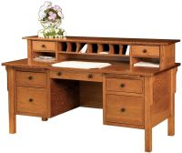 Grady Desk with Storage